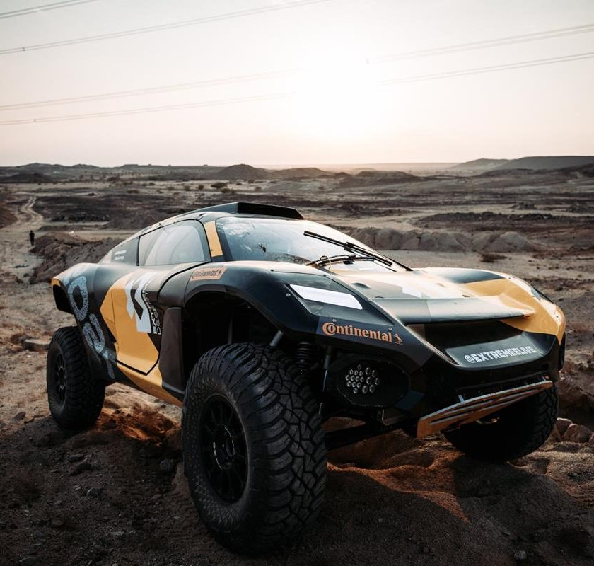 Assistenza Citroen H24, 7 giorni su 7 - image Odyssey21-Extreme-E-@-Dakar-840x800 on http://auto.motori.net