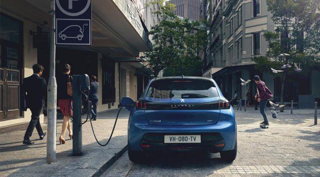 I cinque zeri della nuova Peugeot e-208 100% elettrica - image PEUGEOT-e-208-2_1-660x365 on http://auto.motori.net