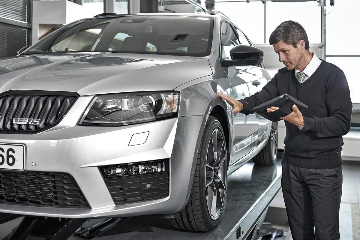 Con Škoda Care Usato, auto sempre in forma fino al settimo anno - image Service-145 on http://auto.motori.net
