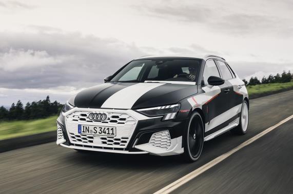 Il volto sportivo della station wagon - image Audi-A3 on http://auto.motori.net