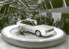 Componenti in plastica riciclata: un primato Opel - image Audi-quattro-240x172 on http://auto.motori.net
