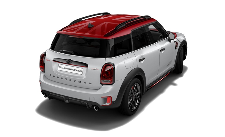 Nuova Mini Countryman John Cooper Works GT Edition - image Mini-GT-Ediont on http://auto.motori.net