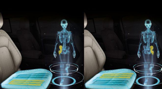 I benefici di una camminata all'interno di un'automobile