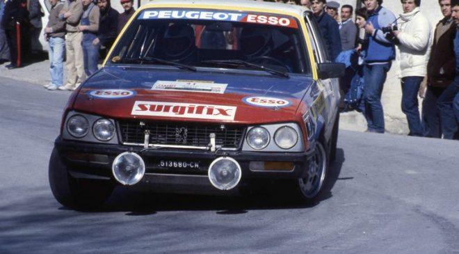 La sfida impossibile della Peugeot 505 TD