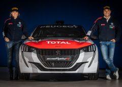 Citroen C3 si rinnova: più personalità e comfort - image Peugeot-208-Rally-4-con-Paolo-e-Anna-240x172 on http://auto.motori.net