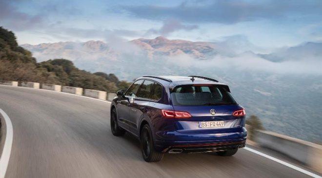 VW Touareg R in anteprima mondiale al Salone di Ginevra