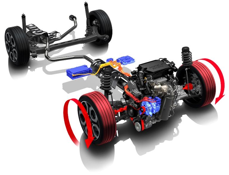 Il volto sportivo della station wagon - image tecnologia-suzuki-hybrid on http://auto.motori.net