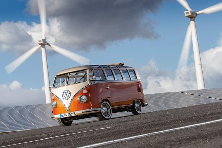 BMW conferma l'impegno nella tecnologia fuel cell - image E-Bulli on http://auto.motori.net