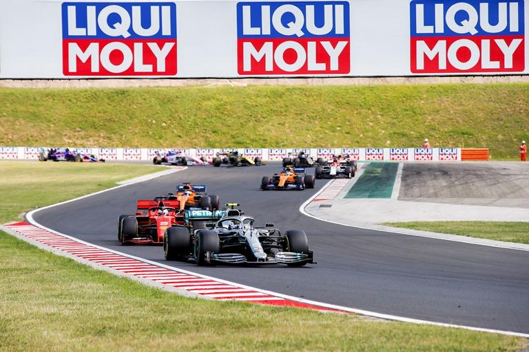 Liqui Moly resta in Formula 1 - image F1_Hungary_2019 on http://auto.motori.net