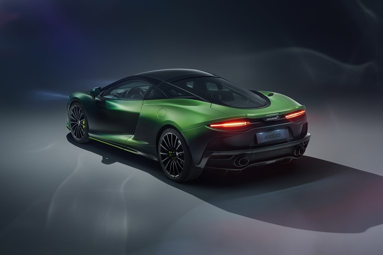 La nuova up!: Compatta, Potente e Colorata - image McLaren-Verdant on http://auto.motori.net