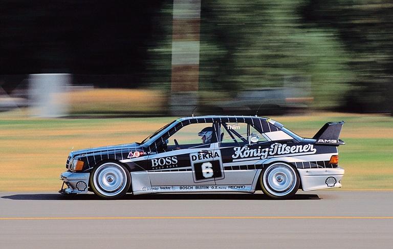 Torna a Settembre - image Mercedes-190-E-2.5-16-DTM on http://auto.motori.net