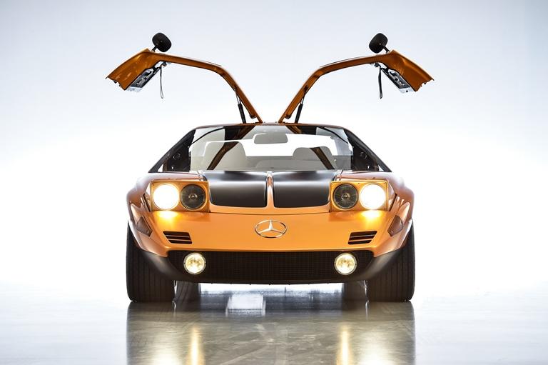 Torna a Settembre - image Mercedes-C111 on http://auto.motori.net