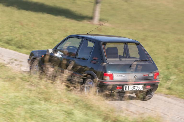 Liqui Moly resta in Formula 1 - image PEUGEOT-205-GTI-PLUS on http://auto.motori.net