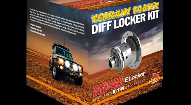Terrain Tamer amplia la gamma dei kit Diff Locker