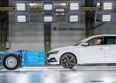 Nel 2000 Opel HydroGen1 anticipa l'automobile del futuro - image skoda-auto-crash-lab-240x172 on http://auto.motori.net