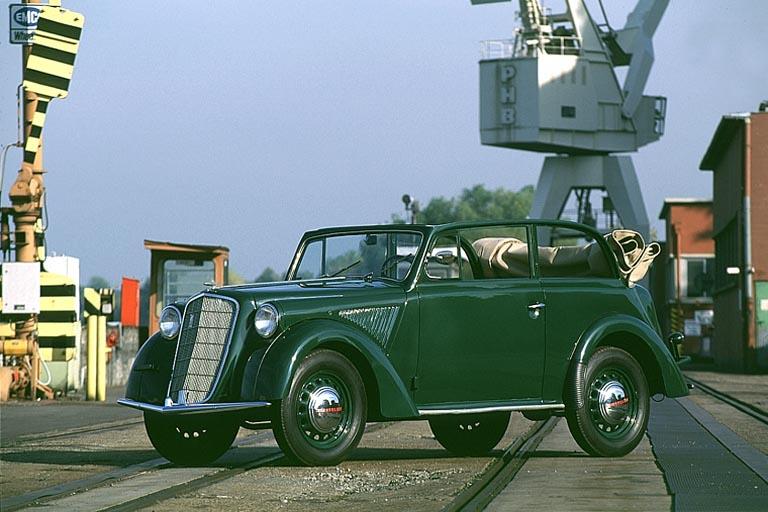 Nel 1935 la Opel Olympia fa la storia - image 0000D21F on http://auto.motori.net