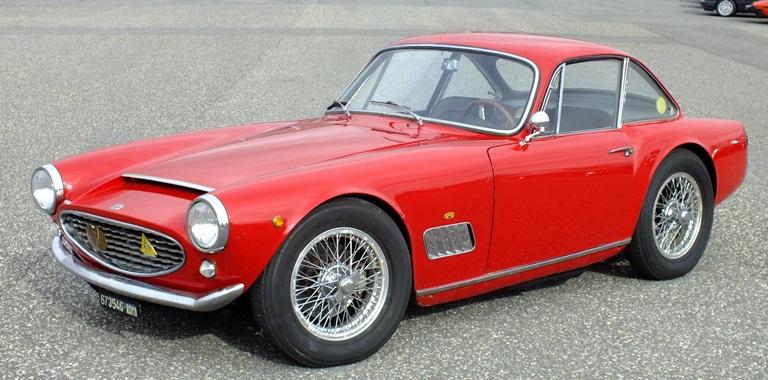 """La """"Bella de' Roma"""" - image ASR-U1 on http://auto.motori.net"""