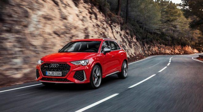 La gamma Q secondo Audi Sport