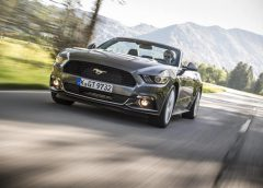 "Una ""task force""  per il motorsport italiano - image Ford-Mustang_Convertible-240x172 on http://auto.motori.net"
