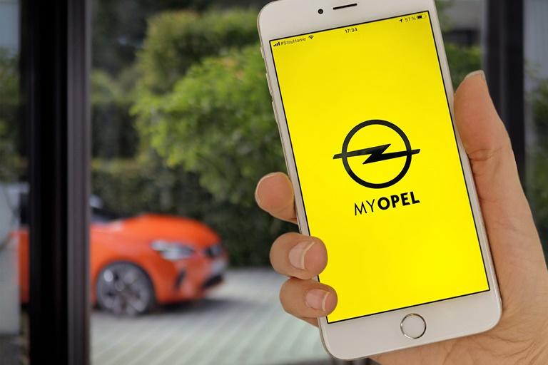 #pronti a ripartire. Consigli ACI al tempo del Covid-19 - image MyOpell-App on http://auto.motori.net