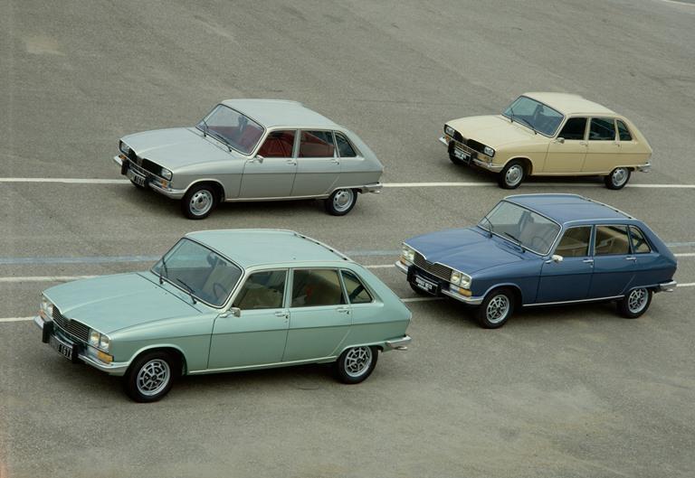 Renault 16: l'auto da vivere insieme - image R16 on http://auto.motori.net