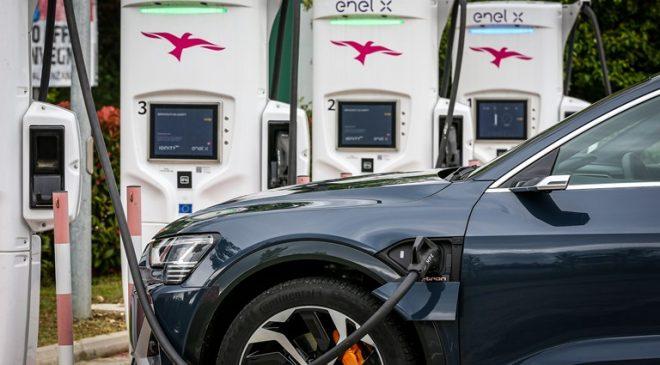Audi e-tron Bridge: l'accesso flessibile alla mobilità elettrica