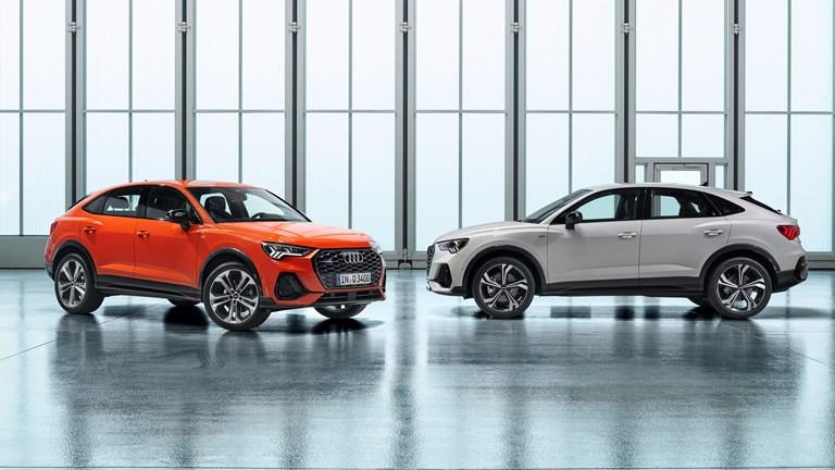 Audi e-tron Bridge: l'accesso flessibile alla mobilità elettrica - image Audi-Q3-Sportback on http://auto.motori.net