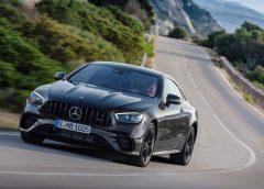 Nuove Mercedes-AMG E 53 4Matic+ coupé e cabriolet