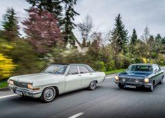 """Impostato 60 anni fa il progetto delle """"tre grandi"""" Opel"""