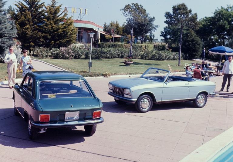 SEAT: 70 anni di storia e capacità di reinventarsi - image PEUGEOT-304-CABRIOLET-E-COUPE-COMPIONO-50-ANNI-6 on http://auto.motori.net