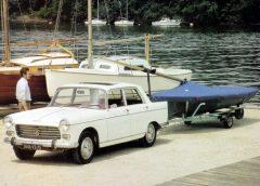 60 anni di Peugeot 404