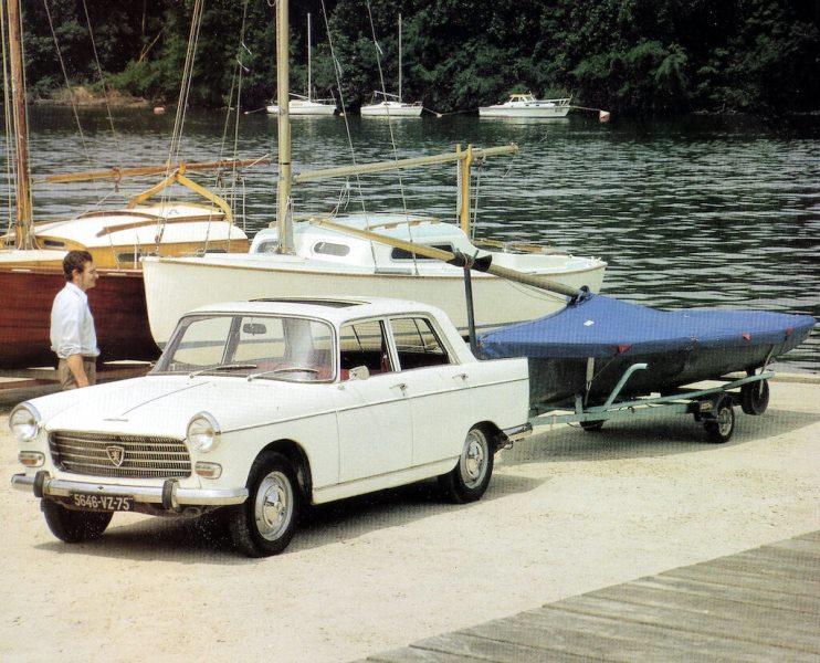 "Noleggio Volkswagen, 3 mesi ""for free"" - image PEUGEOT-404 on http://auto.motori.net"
