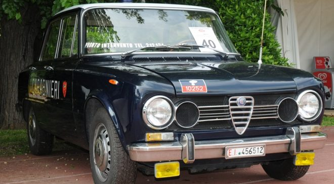 Pantere e gazzelle Alfa Romeo