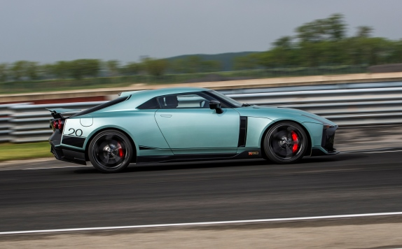 Guillochage Clous de Paris: l'impronta del lusso sulle automobili DS - image gt-r50by-italdesign on http://auto.motori.net