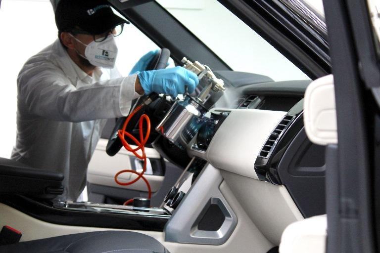 Audi e-tron Bridge: l'accesso flessibile alla mobilità elettrica - image sanificazione-auto- on http://auto.motori.net