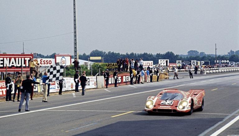 Toyo Tires presenta la sua nuova immagine - image 1970-Le-Mans-Porsche-winner on http://auto.motori.net