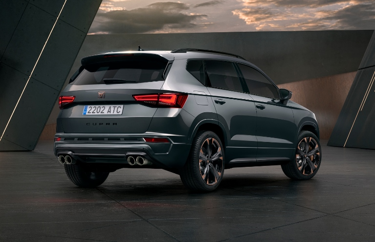 "I ""segreti"" di Toyo Tires in tre video - image CUPRA-Ateca on http://auto.motori.net"