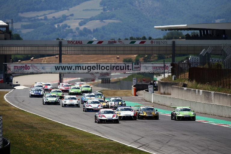 Partono i Motor Valley Tours - image Carrera-Cup on http://auto.motori.net
