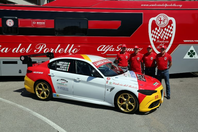 "I ""segreti"" di Toyo Tires in tre video - image Foto-Campi_Team-Scuderia-del-Portello_Giulia-Lanza-Motorsport_24HNring2020 on http://auto.motori.net"