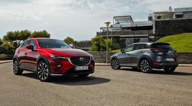 In arrivo la serie 2020 di Mazda CX-3 - image MAZDA_CX-3_2020 on http://auto.motori.net