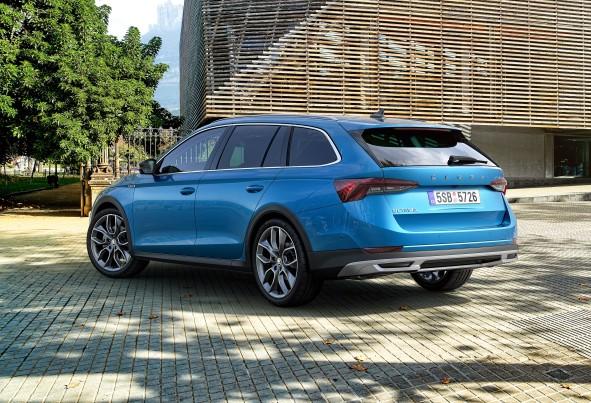 Mercedes Classe E: l'intelligenza che emoziona - image Octavia_SCOUT on http://auto.motori.net