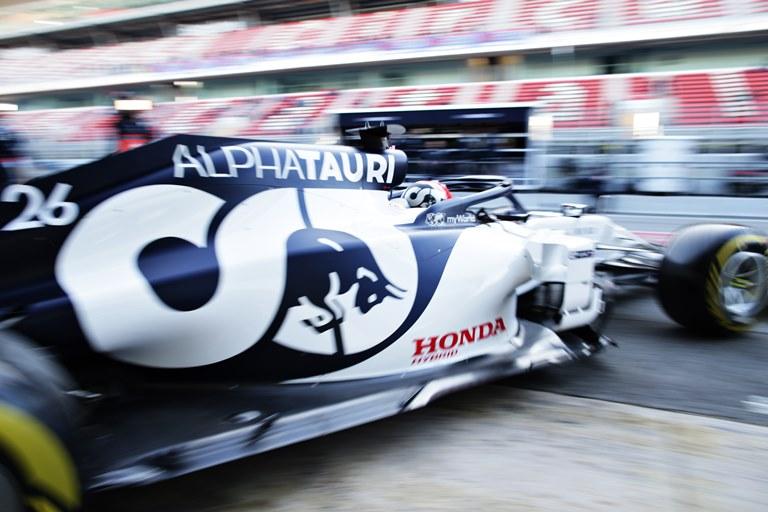 Parte in Austria il Mondiale di F1 2020 - image honda-formula-1-hybrid on http://auto.motori.net