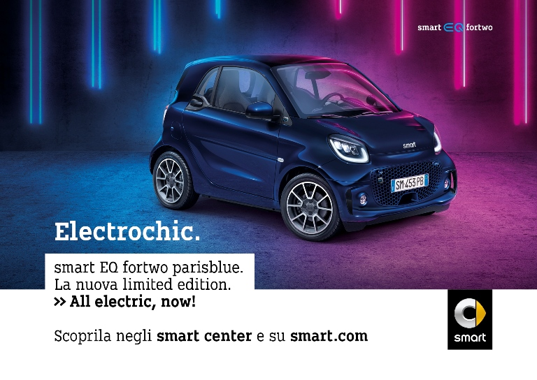 Cambio automatico anche per la nuova Citroen C3 - image smart-parisblue-new42 on http://auto.motori.net