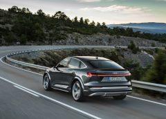 Audi e-tron S e Audi e-tron S Sportback: la prima assoluta per tre motori elettrici