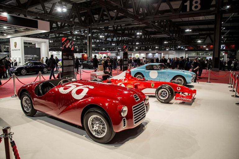La sfilata, la speciale-spettacolo, il rally - image Milano-AutoClassica on http://auto.motori.net