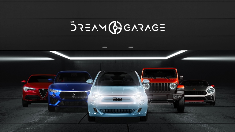 Nasce My Dream Garage - image My-Dream-Garage on http://auto.motori.net