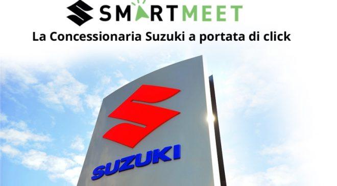 Incontra online la concessionaria Suzuki!