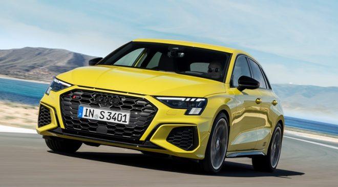 Audi S3: la nuova generazione della sportiva Quattro compatta