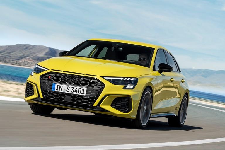 Nuova A4 gamma 2021: l'icona Audi più completa di sempre - image Audi-S3-Sportback on http://auto.motori.net