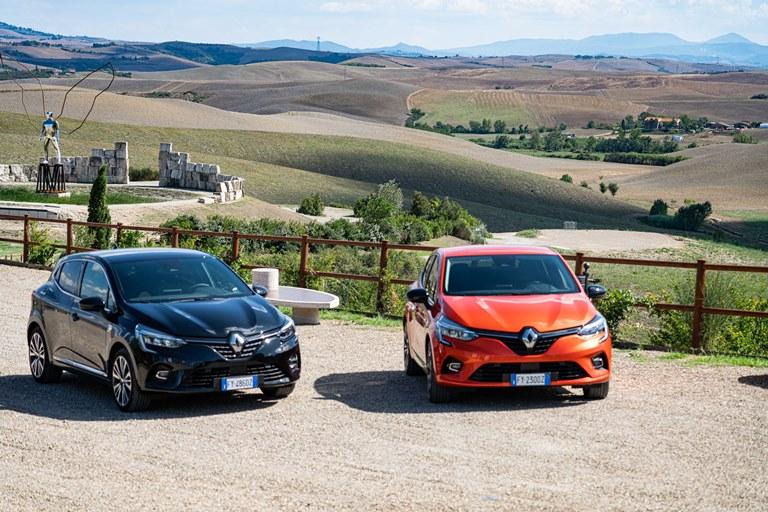 Renault colora il mondo - image Nuova_Renault_CLIO on http://auto.motori.net